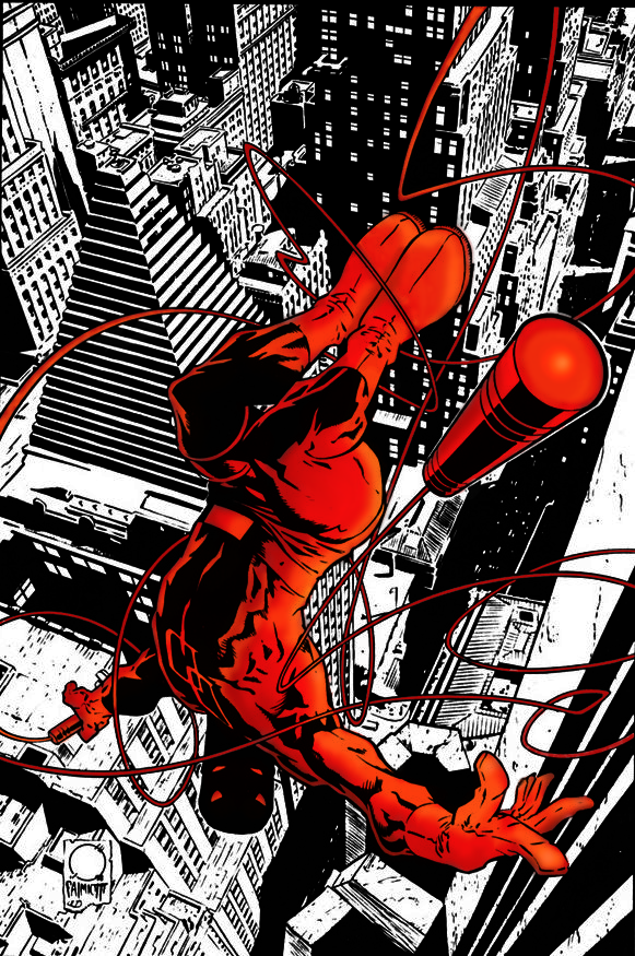 Daredevil_by_Joe_Quesada_by_J_Mace