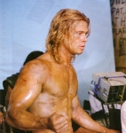 Brad Pitt como Thor