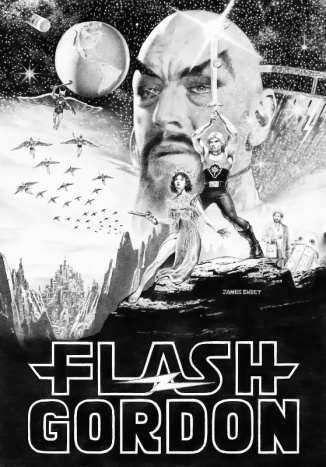 Flash+Gordon+by+James+Sweet(2)