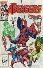 Avengers 136