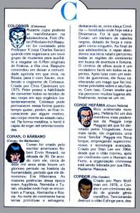 Dicionário Marvel