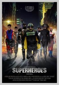 Superheroes-poster