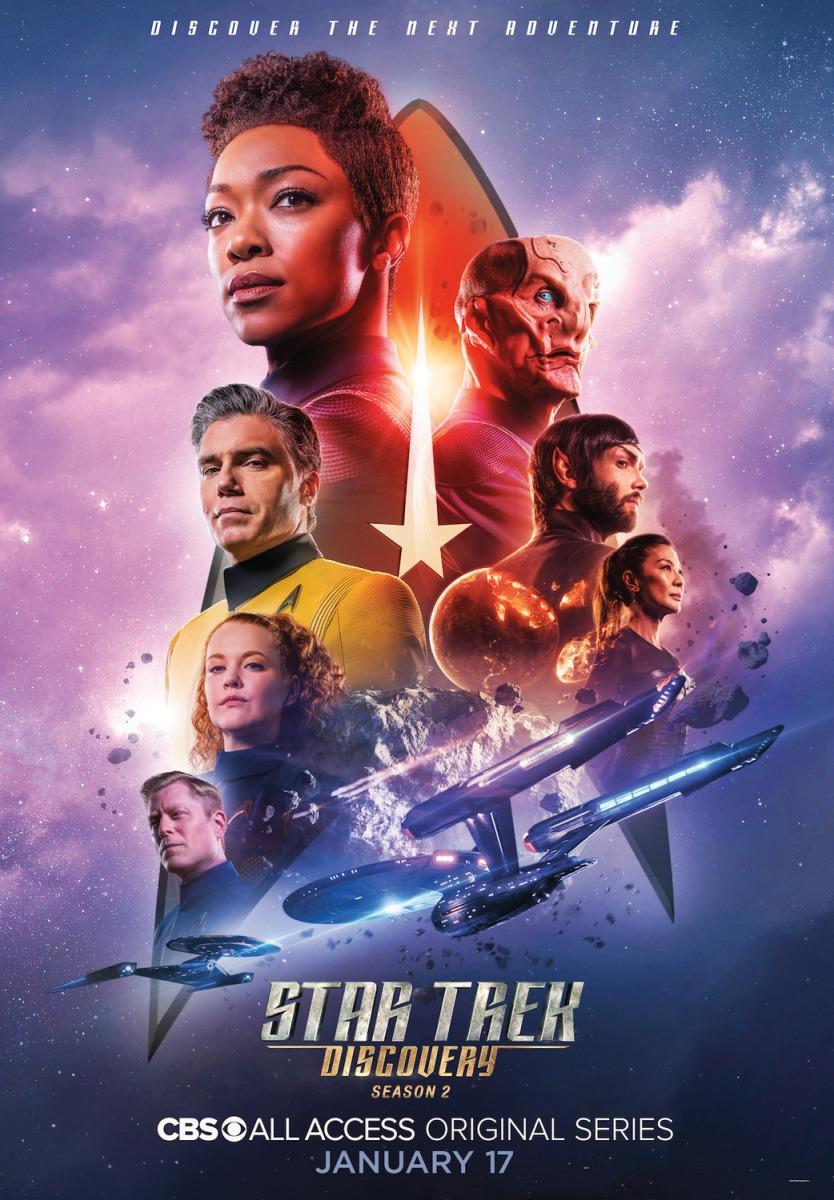 STAR TREK: DISCOVERY e o Mistério da Seção 31